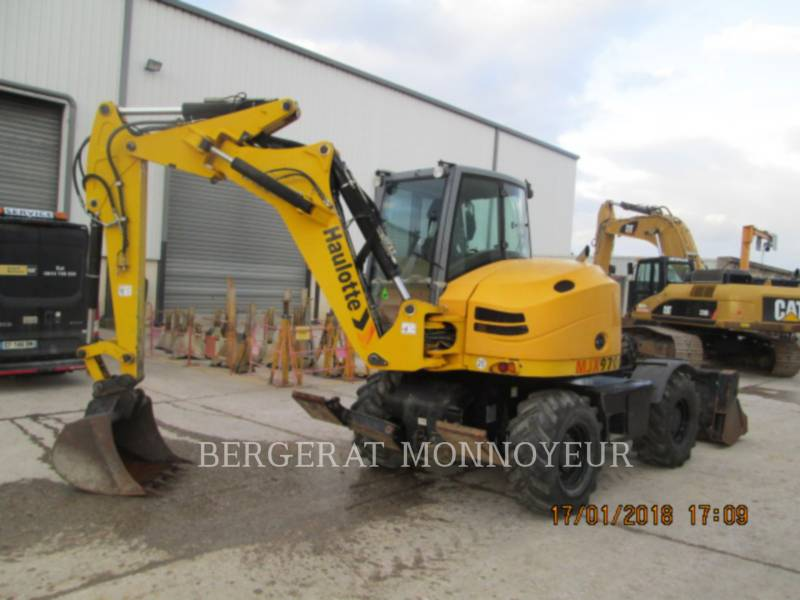 HOULOTTE MOBILBAGGER MJX970 equipment  photo 5