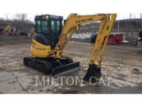 NEW HOLLAND LTD. PELLES SUR CHAINES E35B equipment  photo 2