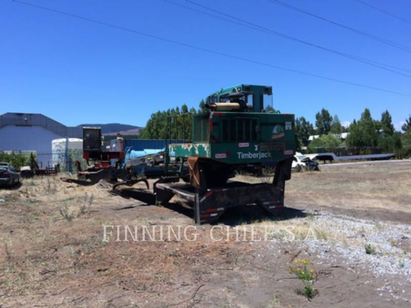 TIMBERJACK INC. CRANES 330B equipment  photo 10