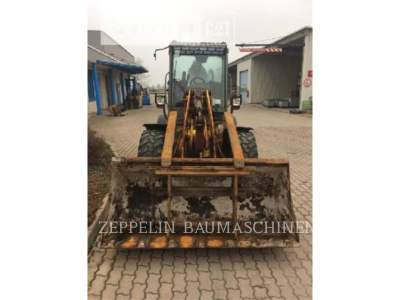 WACKER CORPORATION RADLADER/INDUSTRIE-RADLADER WL48 equipment  photo 8