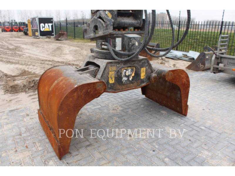 CATERPILLAR ESCAVADEIRAS DE RODAS MH3022 equipment  photo 22