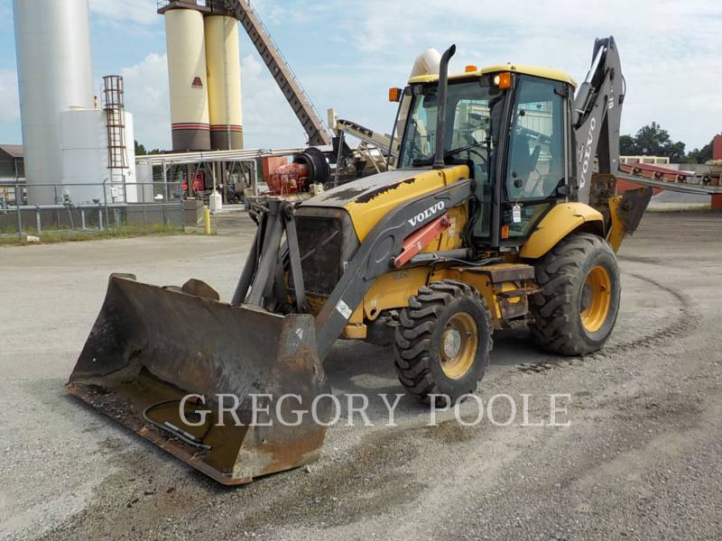 VOLVO BACKHOE LOADERS BL70 equipment  photo 1