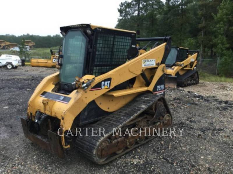 CATERPILLAR KOMPAKTLADER 287B ACHF equipment  photo 4