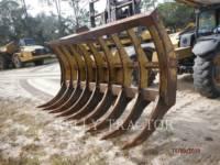 Equipment photo CATERPILLAR 950G QC  RAKE 1