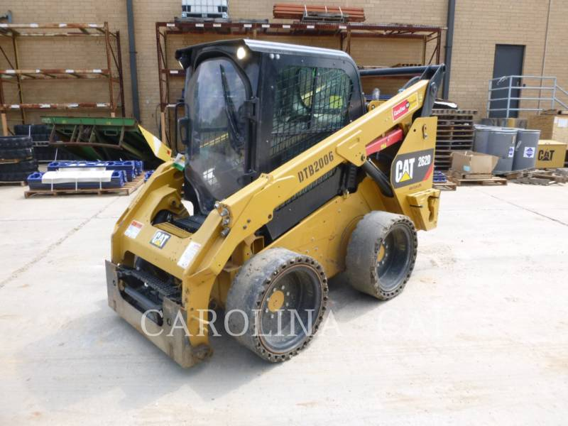 CATERPILLAR SKID STEER LOADERS 262D CB HF equipment  photo 2