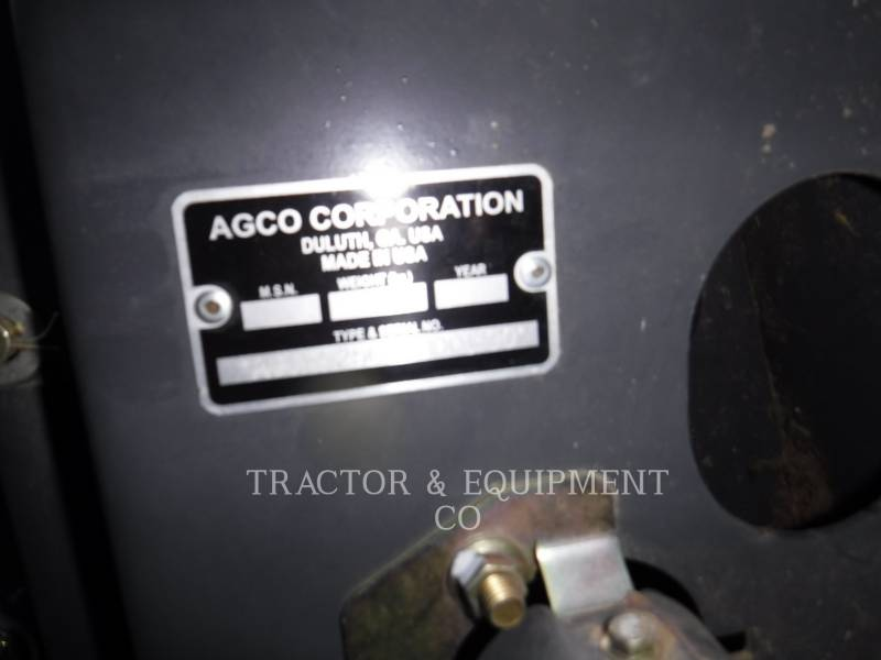AGCO  COMBINE HEADER 9250 equipment  photo 2