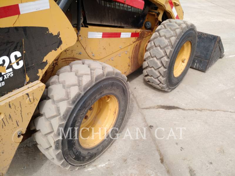CATERPILLAR SKID STEER LOADERS 272C A2HQ equipment  photo 7