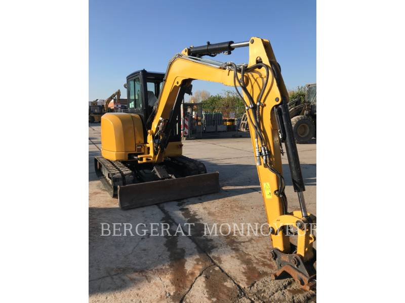 CATERPILLAR TRACK EXCAVATORS 305.5 E2 CR equipment  photo 1