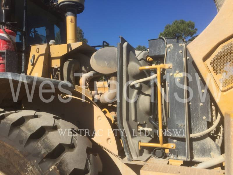 CATERPILLAR RADLADER/INDUSTRIE-RADLADER 972H equipment  photo 7