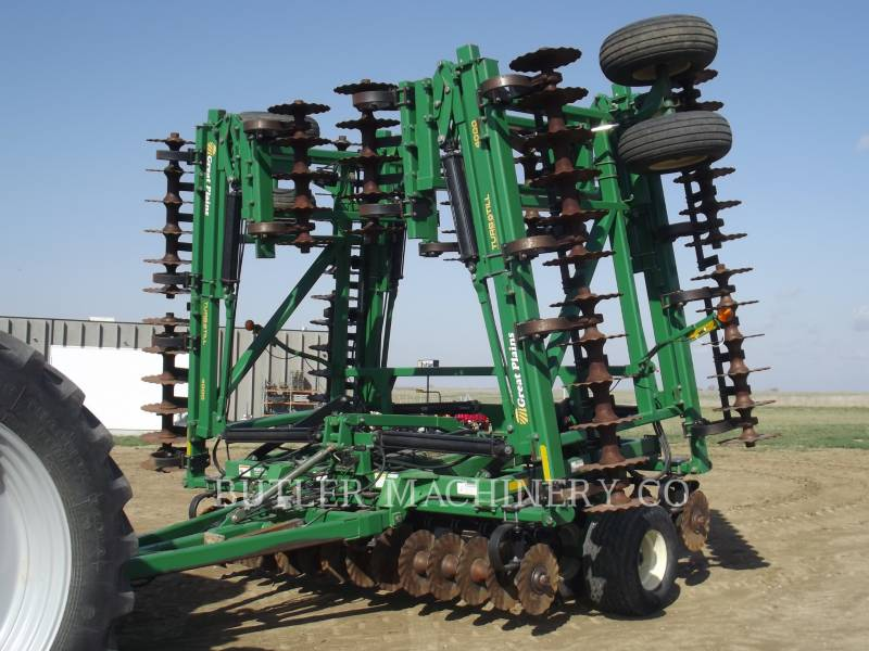 GREAT PLAINS AG TILLAGE EQUIPMENT 4000TT equipment  photo 1