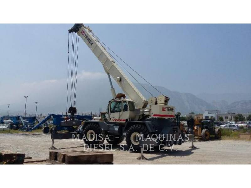 TEREX CORPORATION GRÚAS RT665 equipment  photo 2
