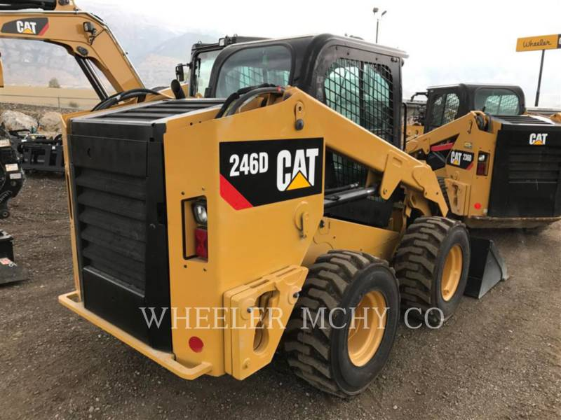 CATERPILLAR CHARGEURS COMPACTS RIGIDES 246D C3 2S equipment  photo 4