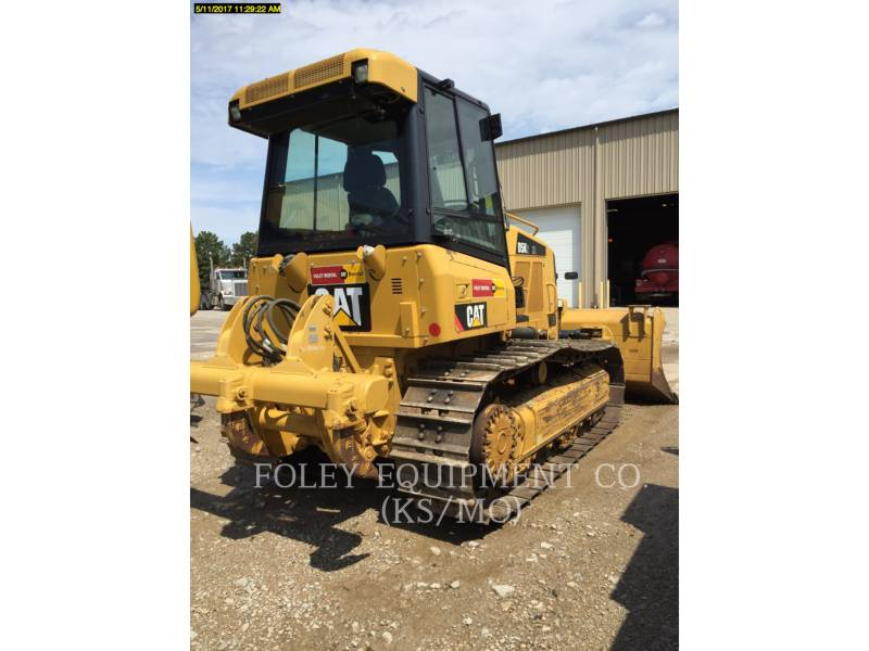 CATERPILLAR TRACK TYPE TRACTORS D5K2XLA equipment  photo 3