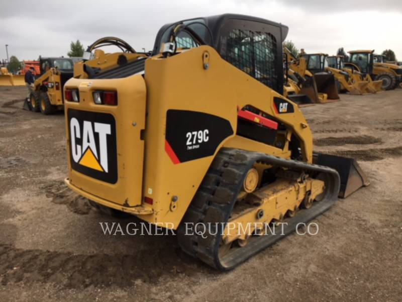 CATERPILLAR DELTALADER 279C equipment  photo 4