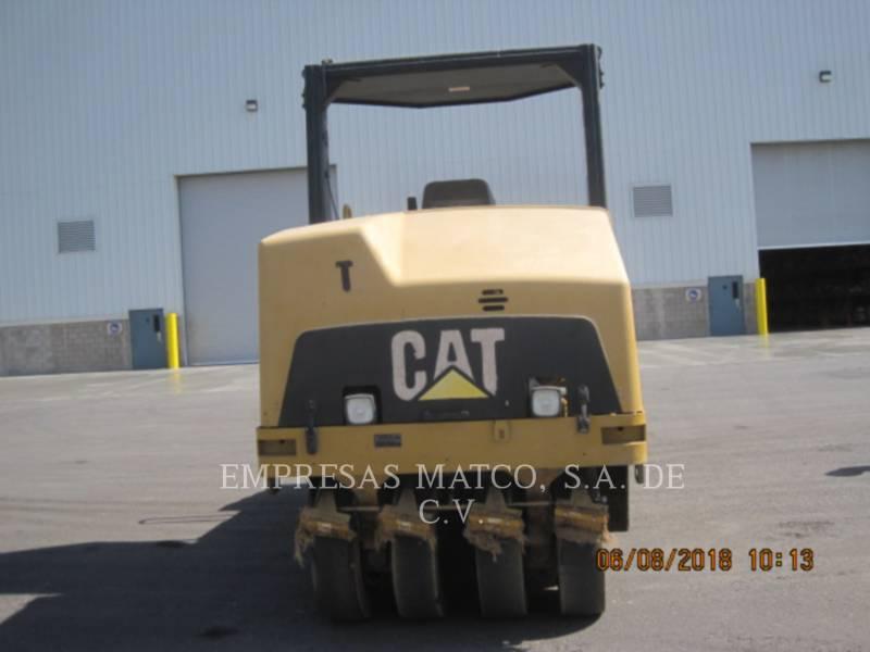 CATERPILLAR PNEUMATIC TIRED COMPACTORS PS-150C equipment  photo 4