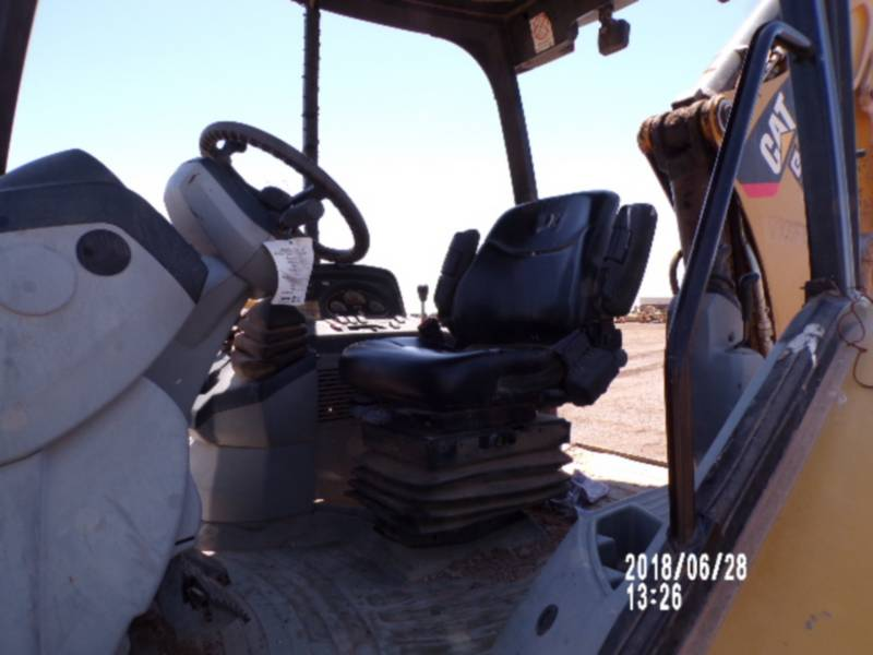CATERPILLAR BACKHOE LOADERS 420EST equipment  photo 9