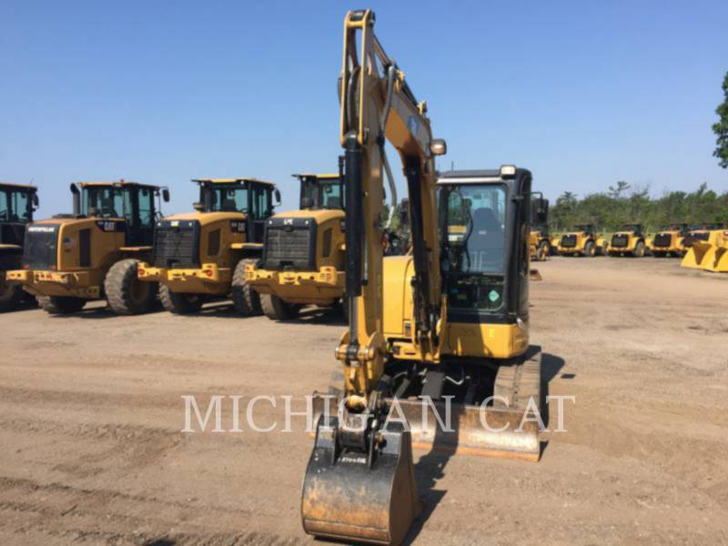 CATERPILLAR TRACK EXCAVATORS 305.5ECR AQ equipment  photo 10