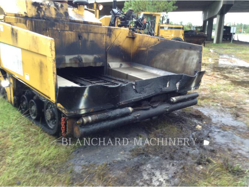 CATERPILLAR ASPHALT PAVERS AP1055D equipment  photo 7