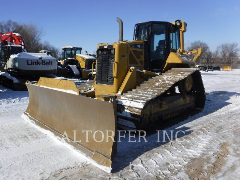 Caterpillar TRACTOARE CU ŞENILE D6NLGP equipment  photo 3
