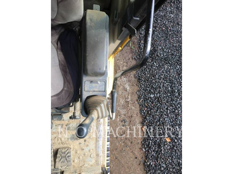 CATERPILLAR KETTEN-HYDRAULIKBAGGER 312C L equipment  photo 13