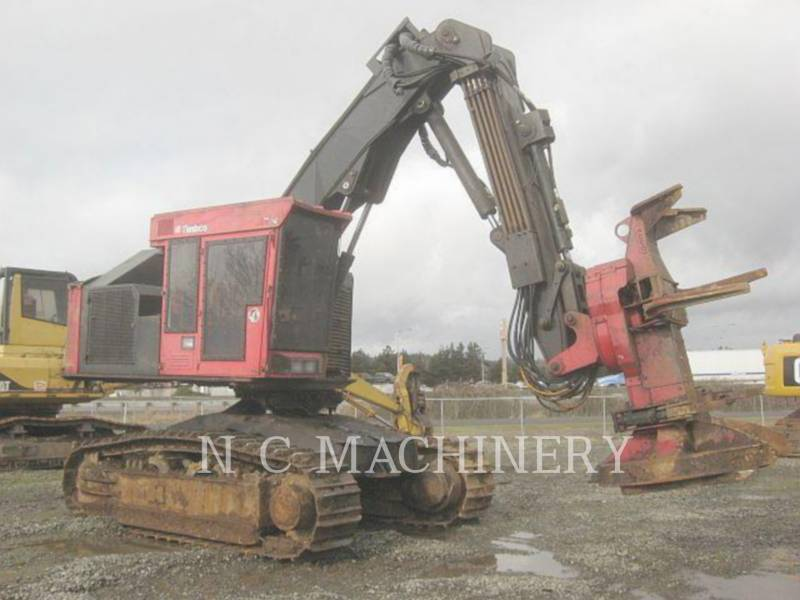 TIMBCO FOREST MACHINE 475E equipment  photo 2
