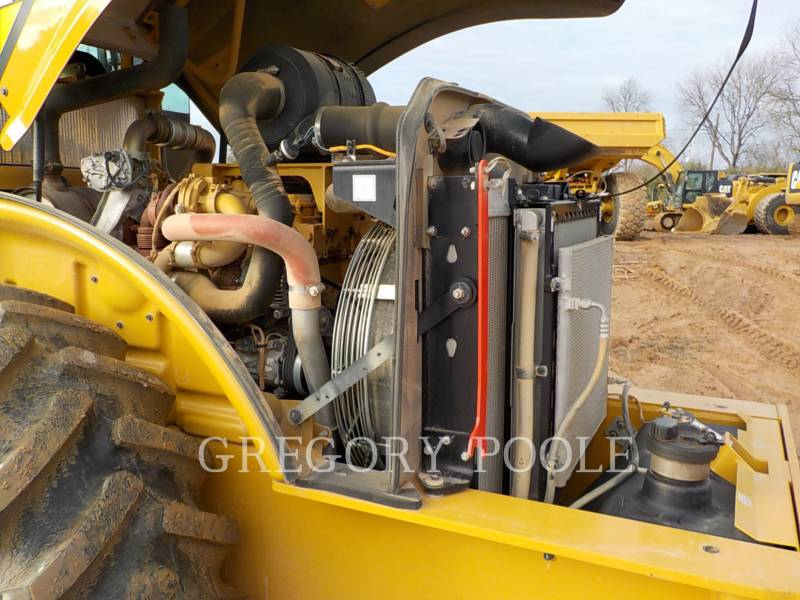 CATERPILLAR VIBRATORY SINGLE DRUM PAD CP-56B equipment  photo 22