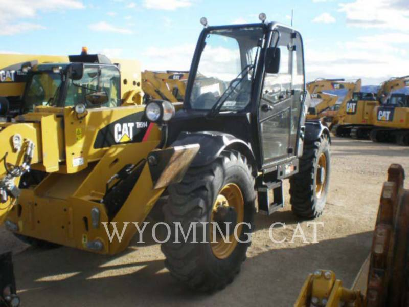 CATERPILLAR TELEHANDLER TH514 equipment  photo 5