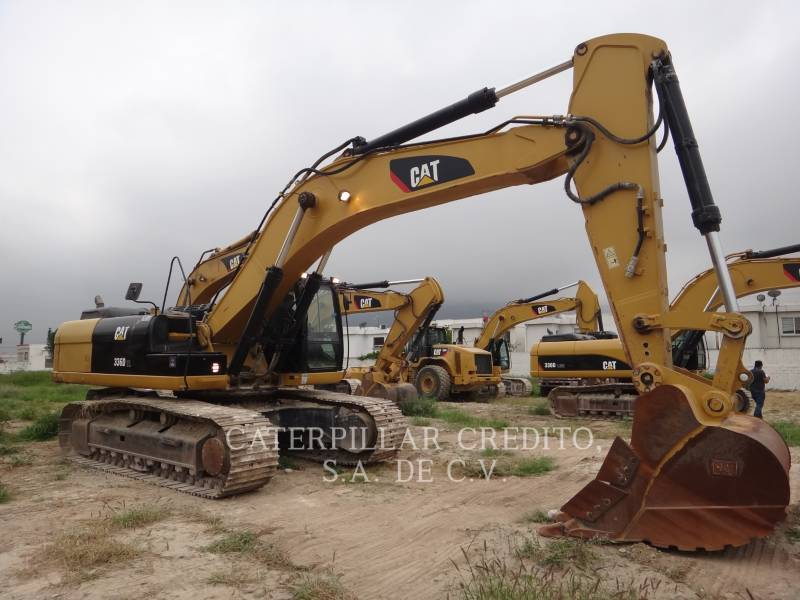 CATERPILLAR KETTEN-HYDRAULIKBAGGER 336D2L equipment  photo 4
