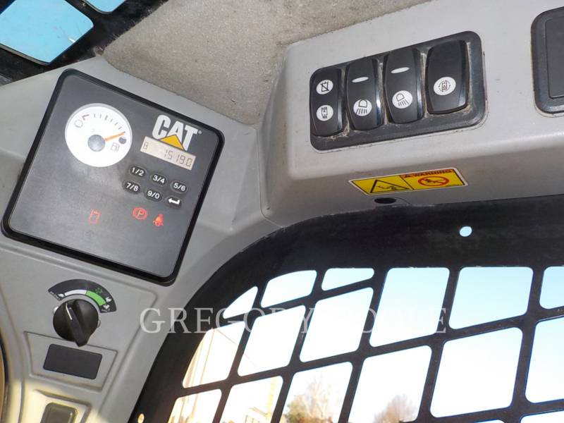 CATERPILLAR MULTI TERRAIN LOADERS 279D equipment  photo 23