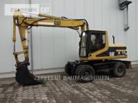 CATERPILLAR PELLES SUR PNEUS M315 equipment  photo 5