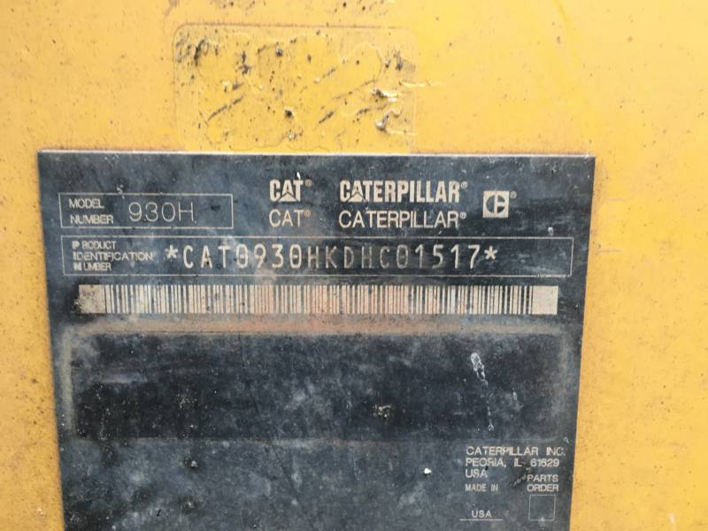 CATERPILLAR WHEEL LOADERS/INTEGRATED TOOLCARRIERS 930H equipment  photo 24
