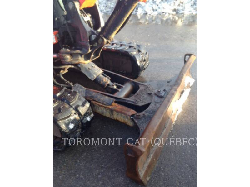 KUBOTA CORPORATION EXCAVADORAS DE CADENAS U55 equipment  photo 8