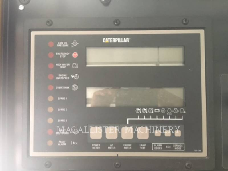 CATERPILLAR STATIONARY GENERATOR SETS 3508B equipment  photo 14
