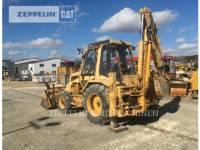 CATERPILLAR BACKHOE LOADERS 428AT equipment  photo 3