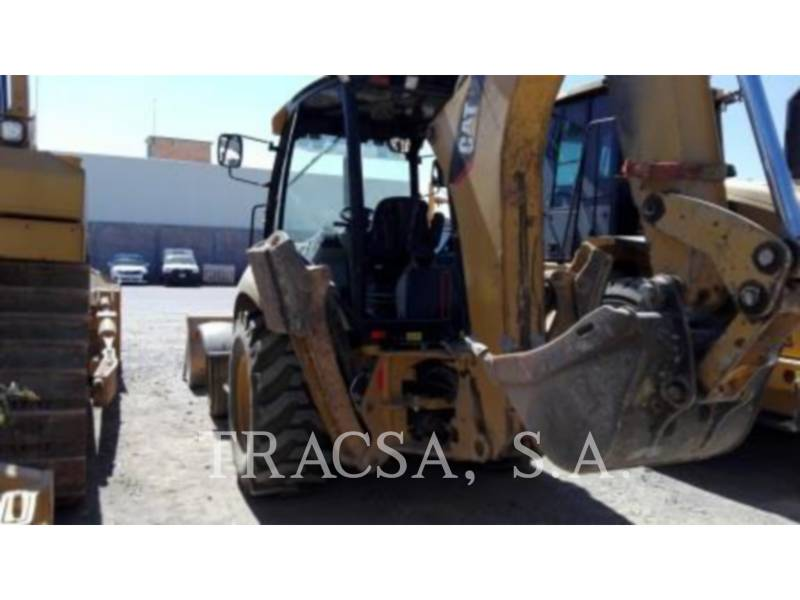 CATERPILLAR BACKHOE LOADERS 416EST equipment  photo 2
