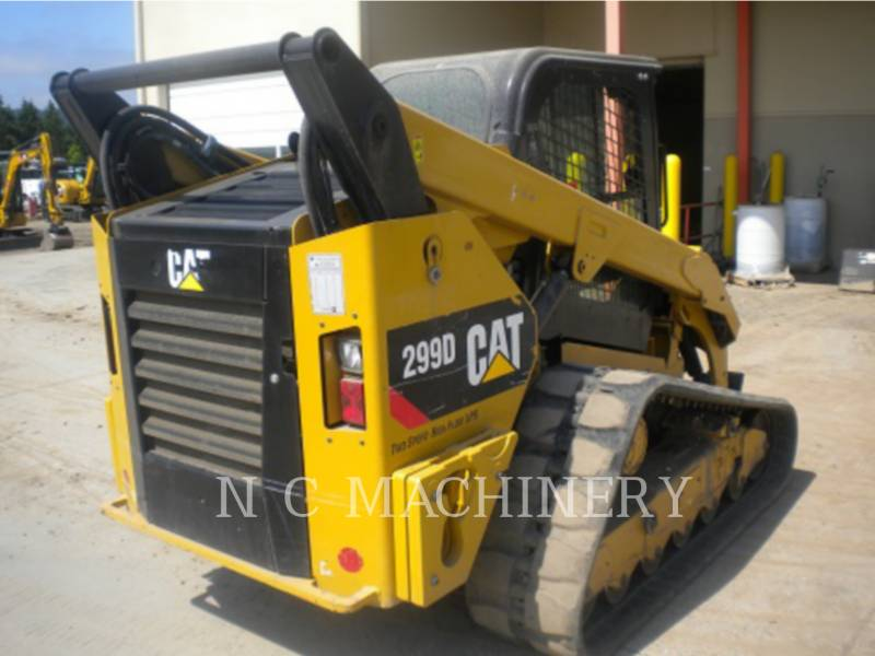 CATERPILLAR CARREGADEIRAS TODO TERRENO 299D1 H3CB equipment  photo 5