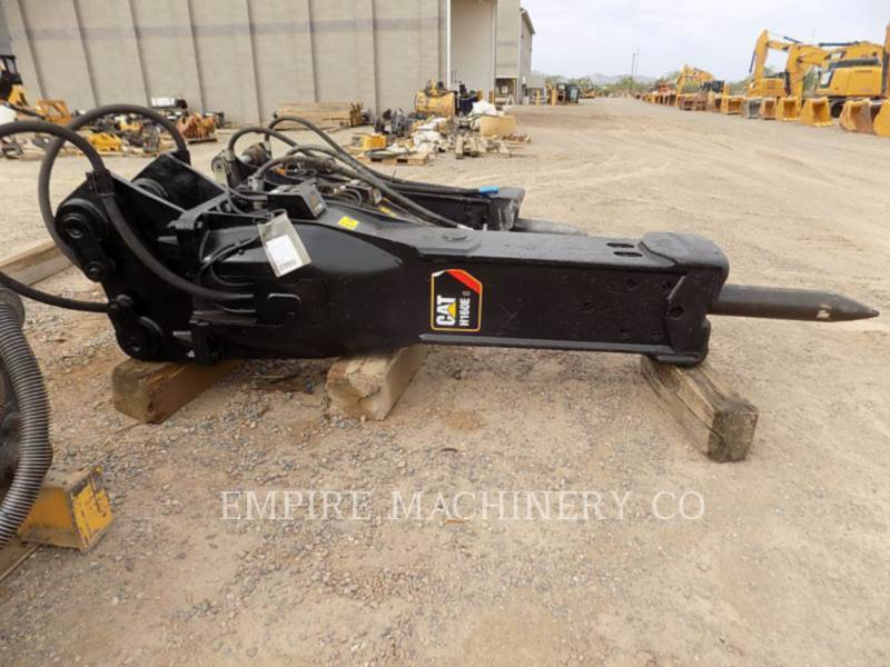 CATERPILLAR HERRAMIENTA DE TRABAJO - MARTILLO H160ES equipment  photo 4