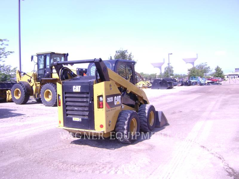 CATERPILLAR MINICARGADORAS 262D HF equipment  photo 3