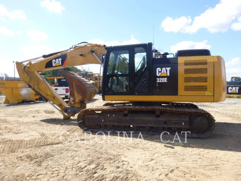 CATERPILLAR KOPARKI GĄSIENICOWE 320EL QC equipment  photo 1