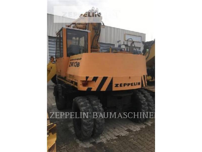 ZEPPELIN PELLES SUR PNEUS ZM13 equipment  photo 1