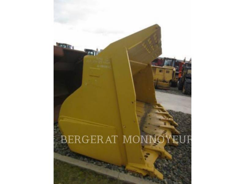 CATERPILLAR WT - GODET GODET CAT 992G equipment  photo 1