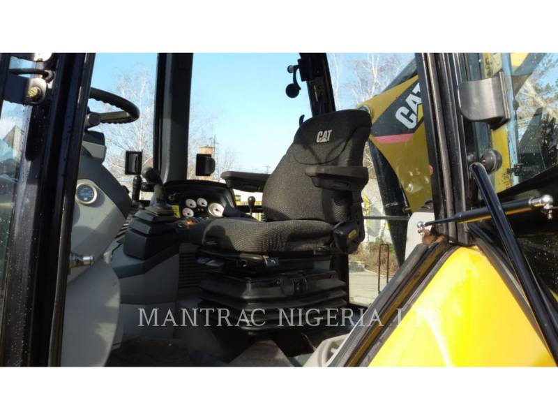 CATERPILLAR CHARGEUSES-PELLETEUSES 432 E equipment  photo 8