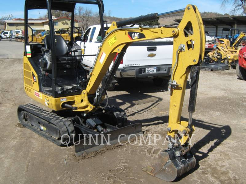 CATERPILLAR PELLES SUR CHAINES 301.7D equipment  photo 1