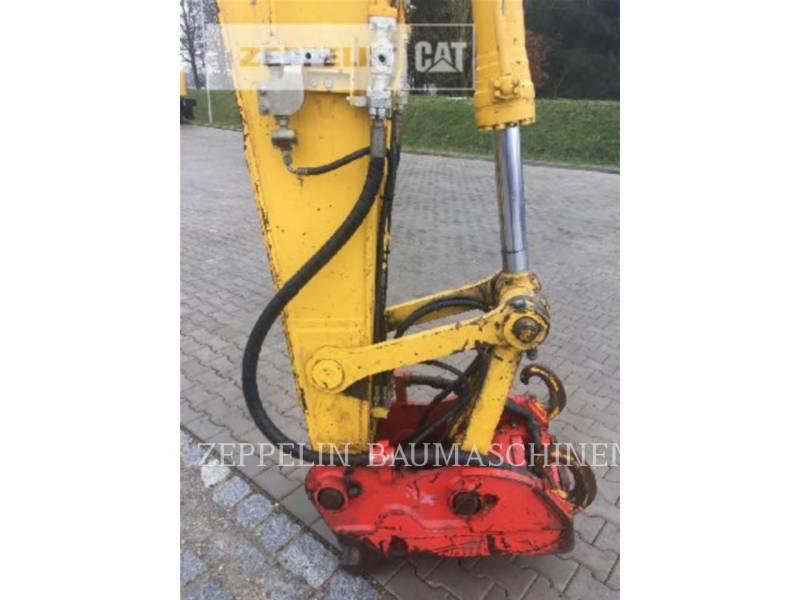 KOMATSU LTD. RUPSGRAAFMACHINES PC210-10 equipment  photo 20