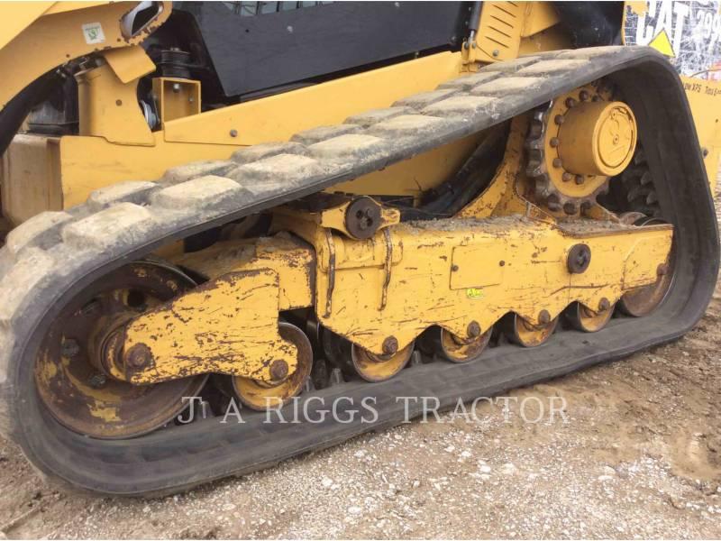 CATERPILLAR CARGADORES MULTITERRENO 299D AH equipment  photo 22
