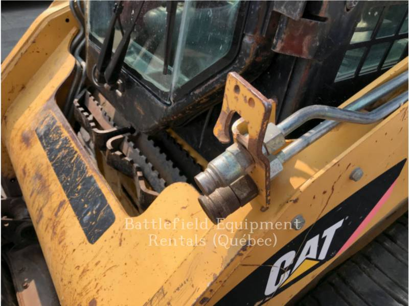 Caterpillar ÎNCĂRCĂTOARE PENTRU TEREN ACCIDENTAT 257B2 equipment  photo 10