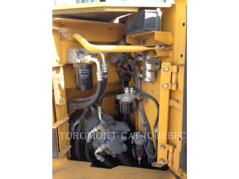 JOHN DEERE EXCAVADORAS DE CADENAS 85D equipment  photo 10