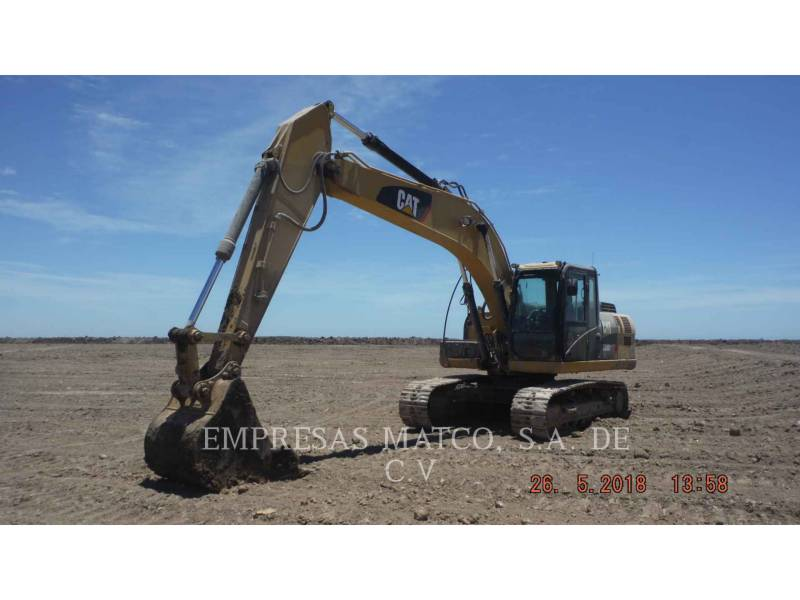 CATERPILLAR TRACK EXCAVATORS 320 D 2 GC equipment  photo 4