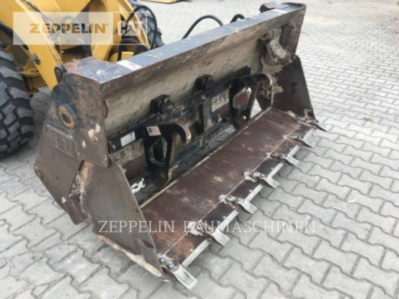 CATERPILLAR WHEEL LOADERS/INTEGRATED TOOLCARRIERS 907H2 equipment  photo 4