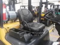 MITSUBISHI CATERPILLAR FORKLIFT MONTACARGAS 2P5000  equipment  photo 9